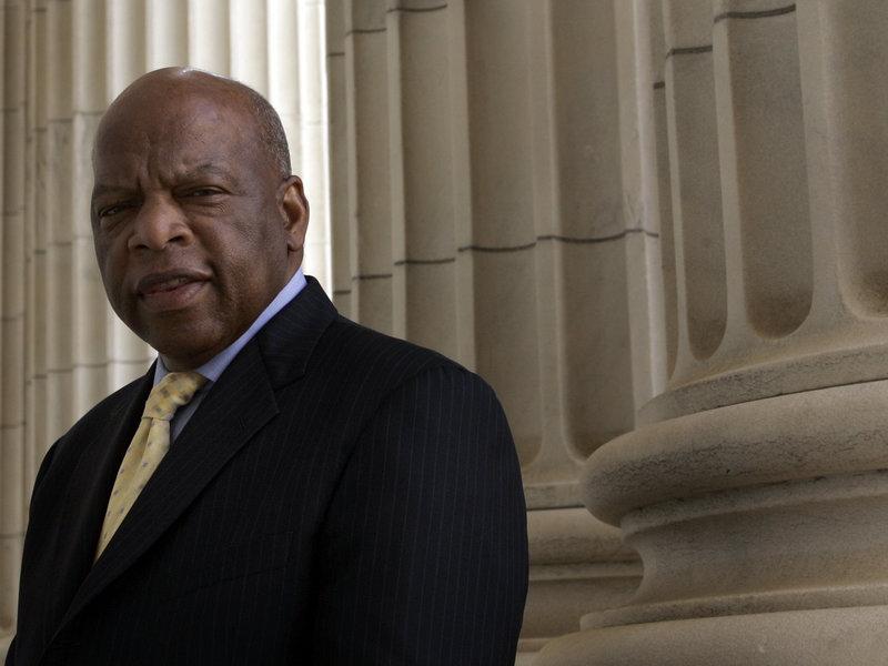 allbet gaming代理:美国黑人民权运动首脑约翰·刘易斯去世 终年80岁