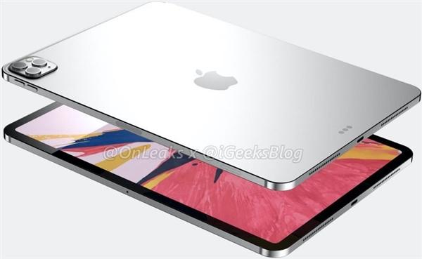 新一代iPadPro曝光:苹果要提升性能和拍照 将在3月份发布