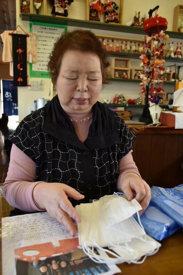 日本老人收到来自中国的意外包裹 拆开后连呼感动