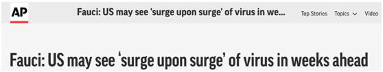 "usdt无需实名(caibao.it):感恩节后,福奇:美国可能在未来几周内看到新冠病例数""激增"""