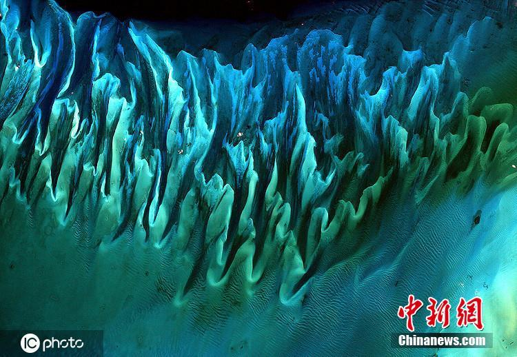 NASA地球观测站评选最佳地球卫星图像