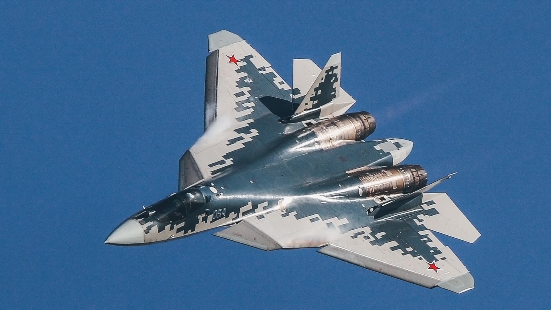 美媒炒作中国或购苏57战机任务侧重不同能与歼20同时装备