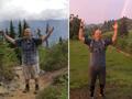 减肥利器!?男子靠跑步+节食5年瘦了188斤