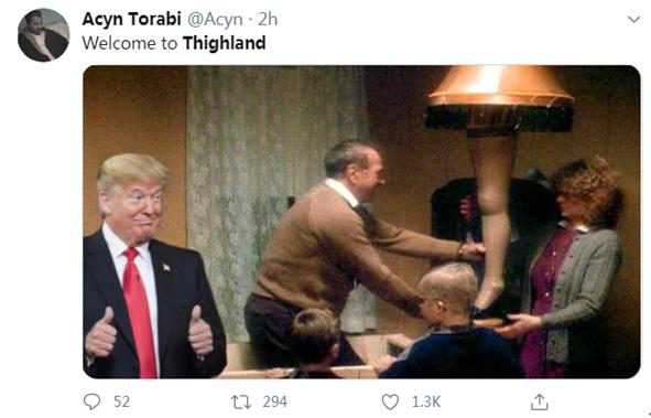 """欧博在线官网:又错!特朗普这回把""""泰国""""说错成""""大腿国"""",迅速上热搜…… 第5张"""