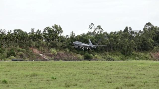 我国首次高空无人机台风综合探测试验成功!