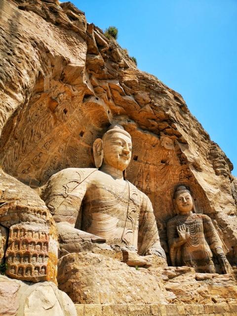世界文化遗产:云冈石窟,中国宗教艺术的经典杰作