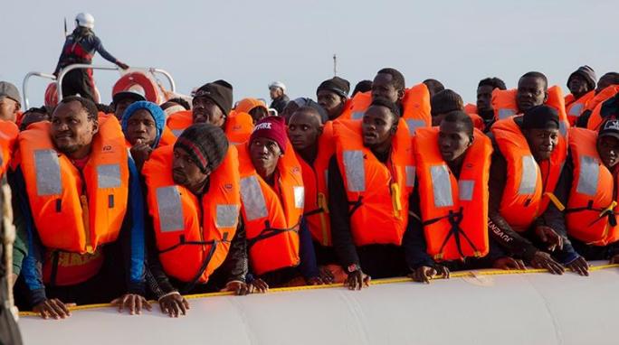 欧博亚洲app下载:国际移民组织:93名非法移民在利比亚海岸获救 第2张