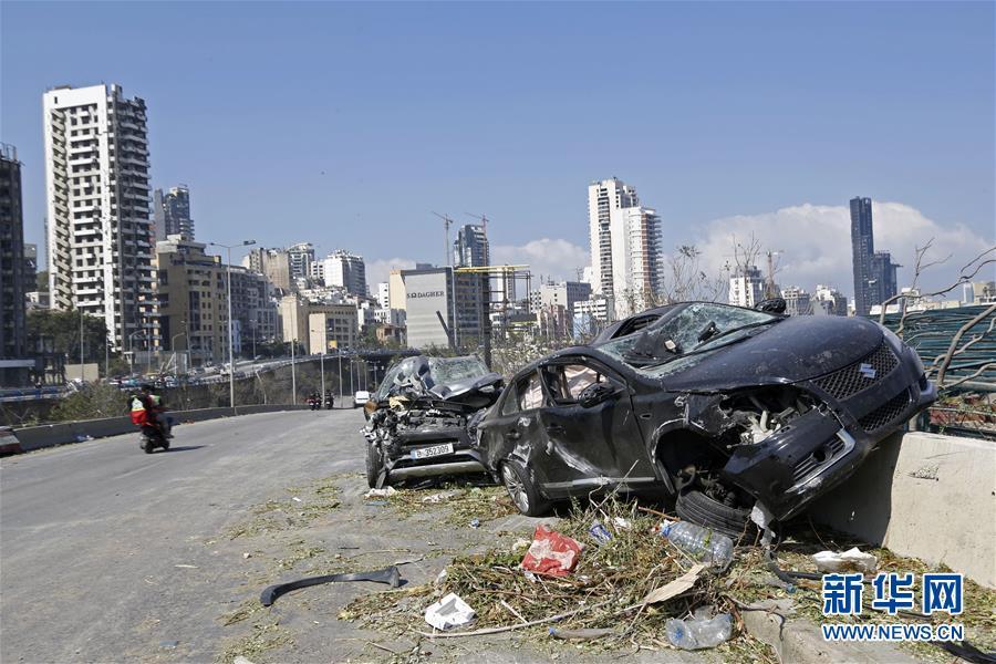 allbet gaming下载:黎巴嫩贝鲁特:爆炸事后 第8张