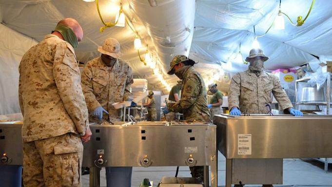 欧博亚洲:美军驻科威特基地暴发新冠肺炎疫情 约30名官兵熏染
