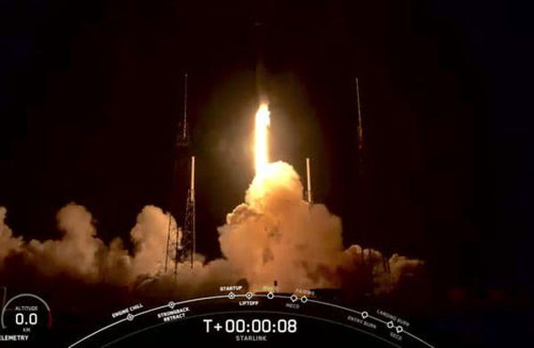 SpaceX创造新里程碑:猎鹰9号发射十周年以及助推器第5次成功回收