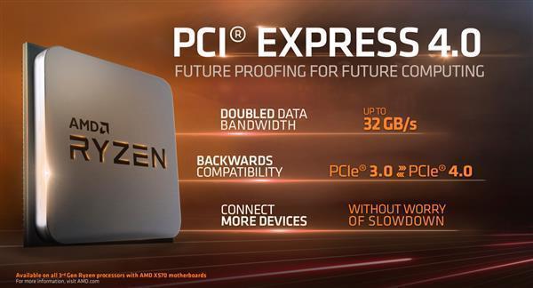 AMD首发PCIe4.0玩游戏到底有多大用?最多20%性能差距