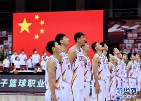 CBA复赛第一阶段:北京首钢胜浙江稠州银行