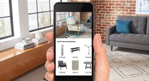 Amazon launched New AR shopping tool