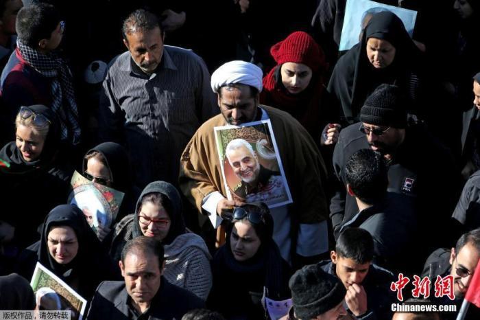 联合国特别报告员称美无人机袭杀伊朗将领违反国际法