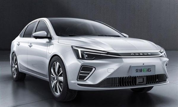 上汽荣威EI6现身新能源推广目录:续航里程超600KM 增强新车型的市场竞争力