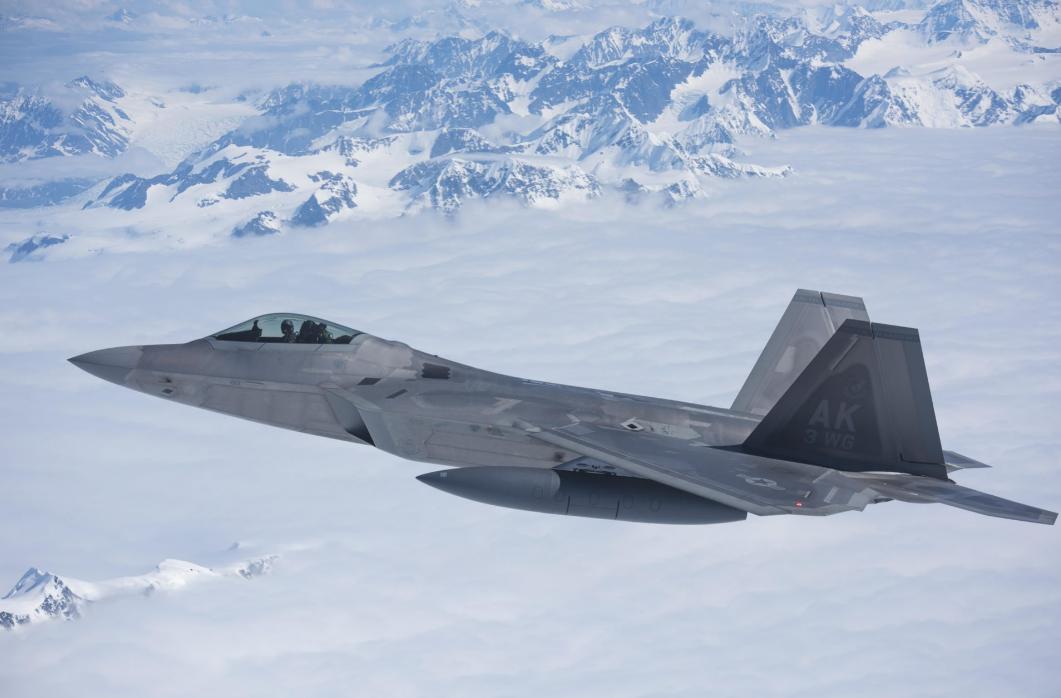 美参议员透露美军将在阿拉斯加北极地区部署150架五代战机