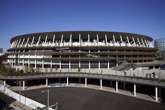 东京奥组委:首要问题是确定明年的比赛场馆