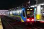 菲媒:中国列车正式加入菲律宾城铁三号线
