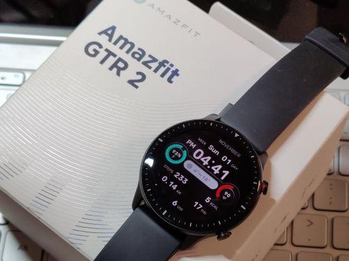 该有的都有了 华米Amazfit GTR 2智能手表体验