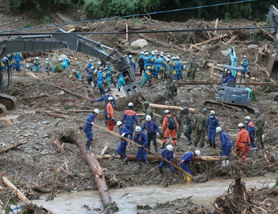 联博以太坊:日本九州暴雨已致44人殒命 安倍紧要指示:性命第一! 第1张