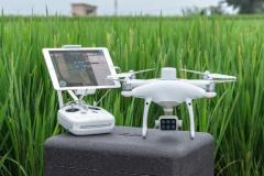 可用于精准农业:大疆精灵4多光谱版无人机发布