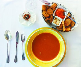 马赛鱼汤,每天的味道都不一样