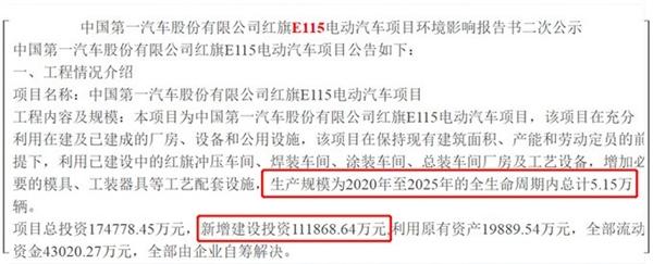 """中国版""""库里南""""红旗E115即将量产"""