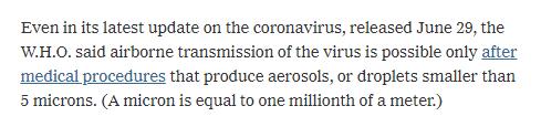 联博统计接口:科学家称新冠病毒空气流传风险或被低估 世卫组织:正在科研审核 第3张