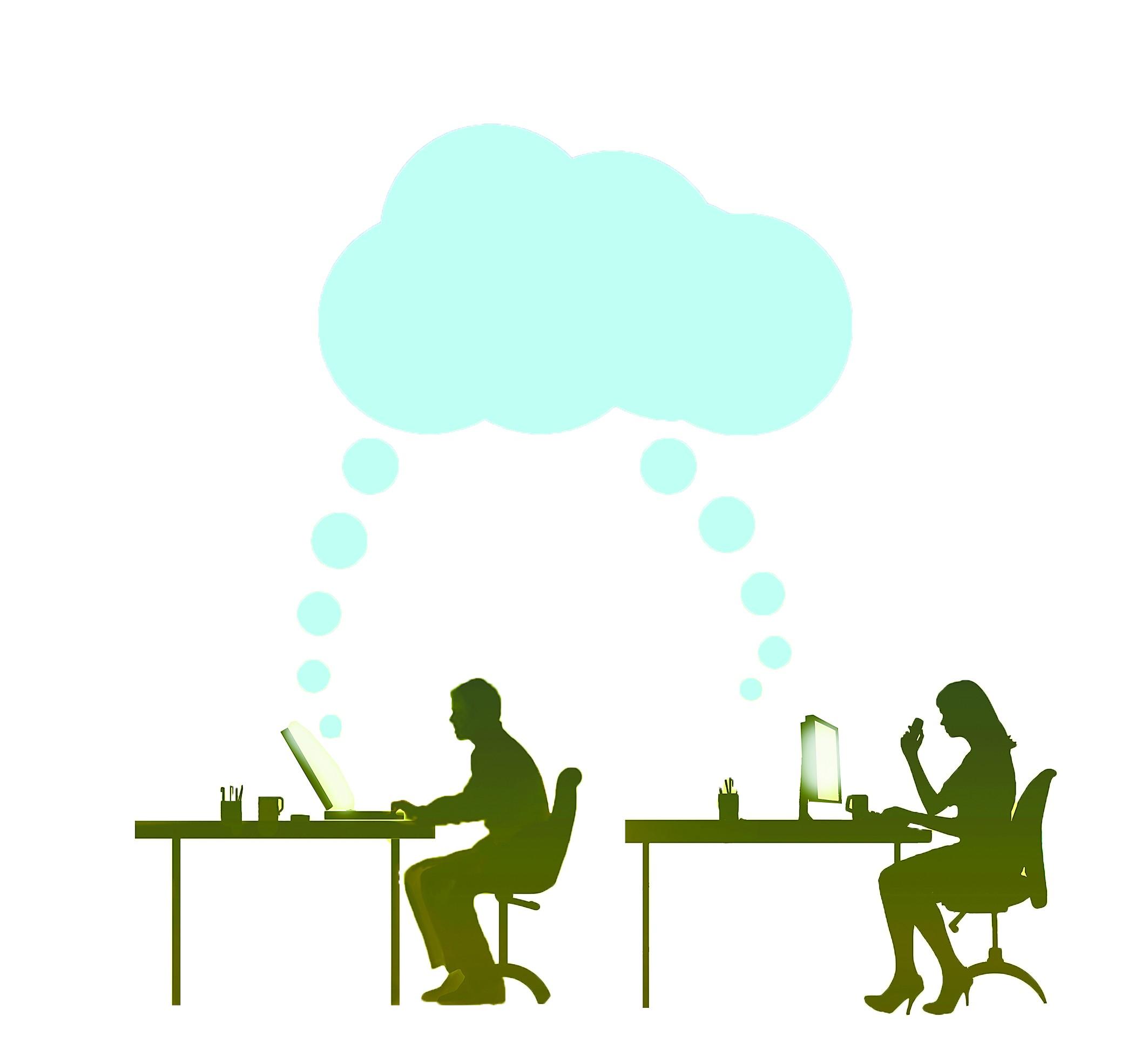 全球抗疫云办公云教育陡然升温
