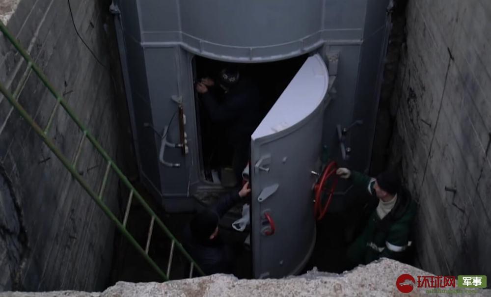 揭秘俄核武库指挥中心:200吨当量TNT都炸不开大门