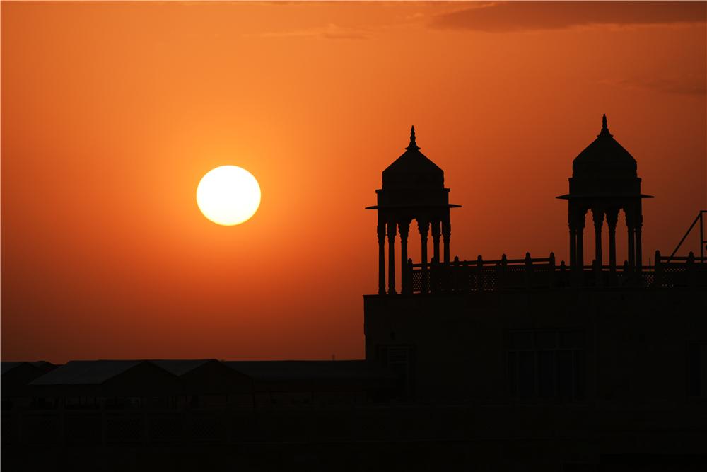 印度金色之城杰伊瑟尔梅尔