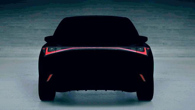 全新第4代雷克萨斯IS 将推F高性能版