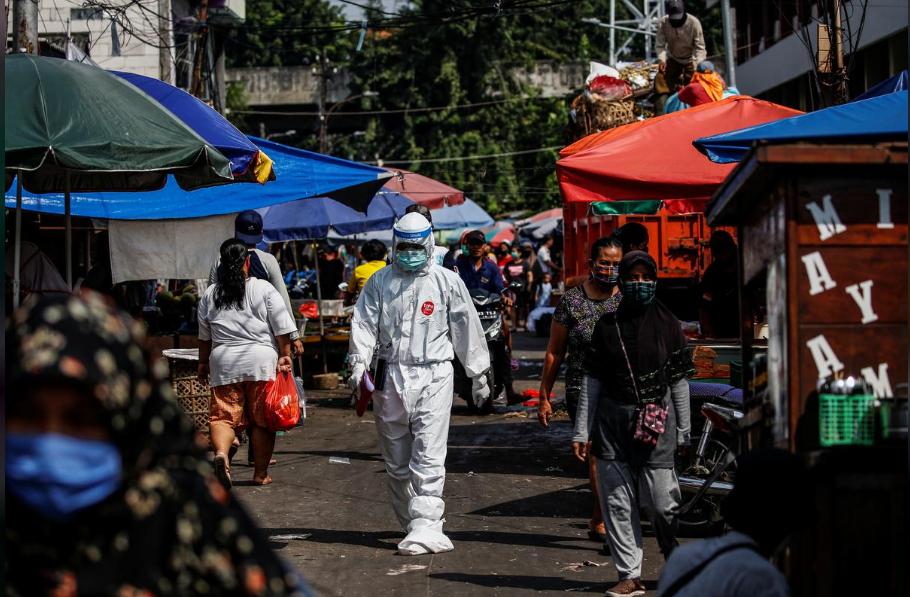 ug环球网址:6月25日全球疫情考察:至少12国日增确诊超千例 印度现单日最大增幅