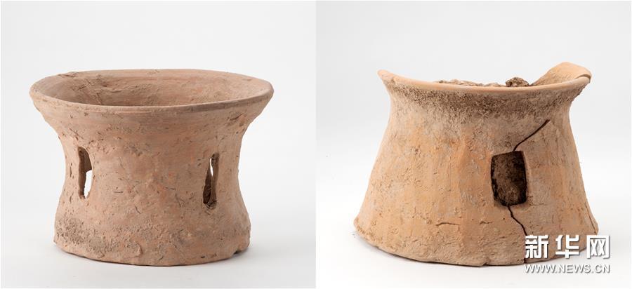 河南灵宝发现6000多年前制陶业特征显著的史前聚落
