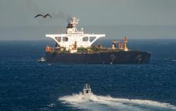 美国扣押4艘油轮指控其向委内瑞拉运送伊朗燃油