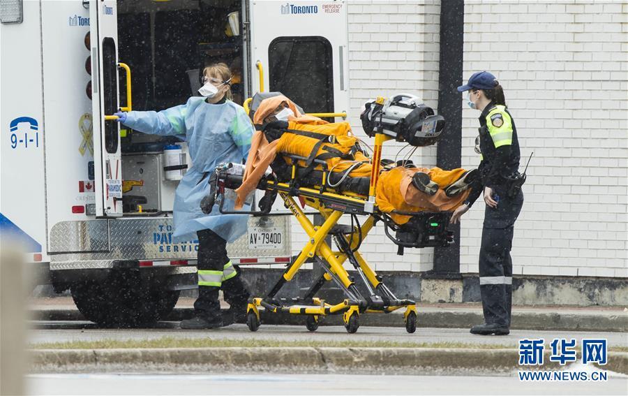 加拿大死亡病例過千 超過模型預測