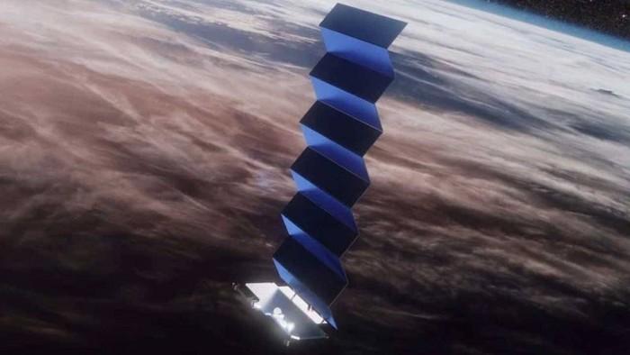 SpaceX再发57颗新VisorSat星链卫星 天文学家再次表达不满