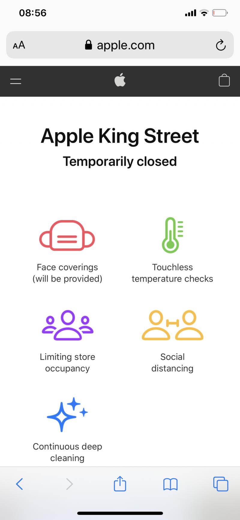 欧博app下载:因疫情频频,苹果再关闭在美14家门店 第2张