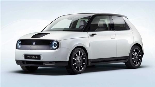 外媒报道称,本田e确认今夏登陆欧洲市场:第二款电动车呼之欲出