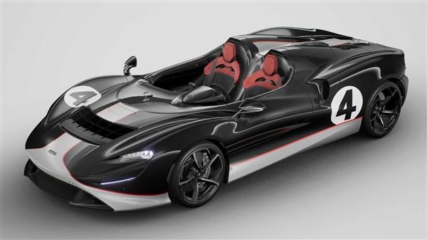 迈凯伦Elva特别版车型发布:无前挡风玻璃 起售价为169万美元