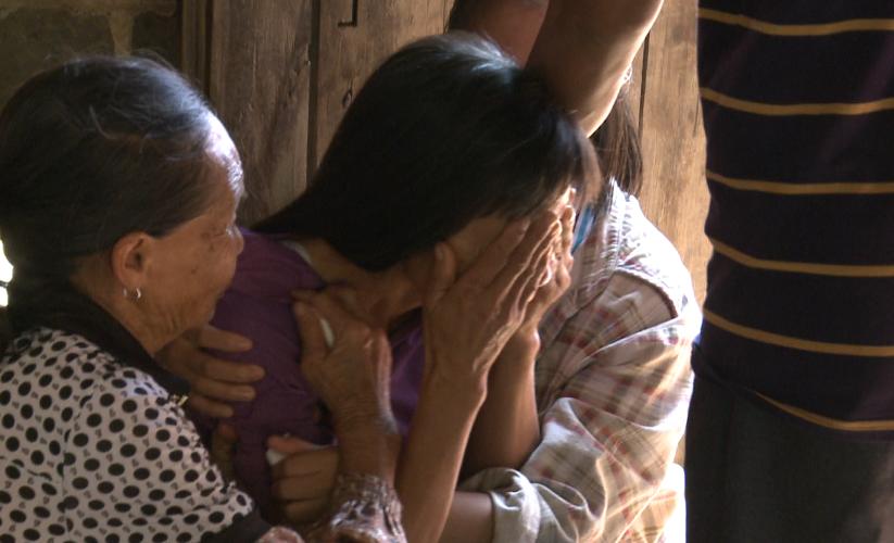 广西新闻频道记者连线10岁被害女童母亲:一个道歉都没有,还我女儿公道