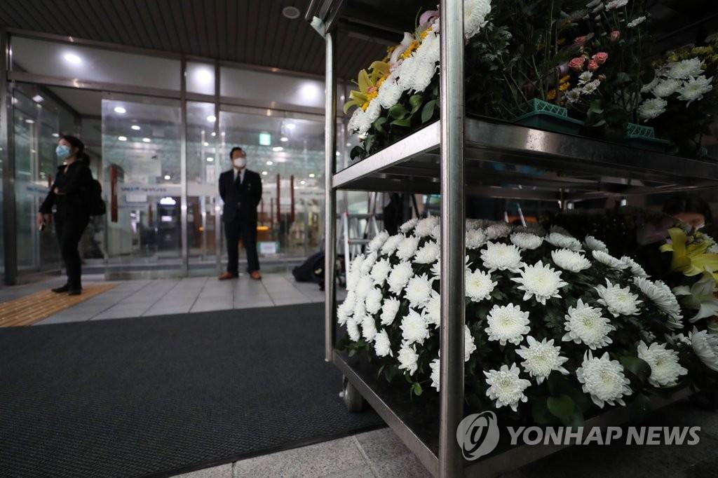 allbet代理:首尔市政府:市长葬礼办5天,将设置焚香所供市民怀念 第2张
