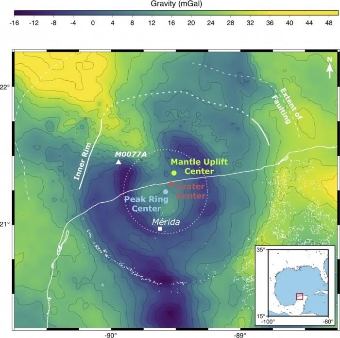 龙八表明:导致恐龙灭亡的小行星或曾以最致命的角度撞击了地球