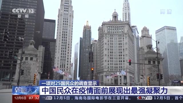 剑桥大学全球民调:中国民众在疫情眼前凝聚力最强 第2张