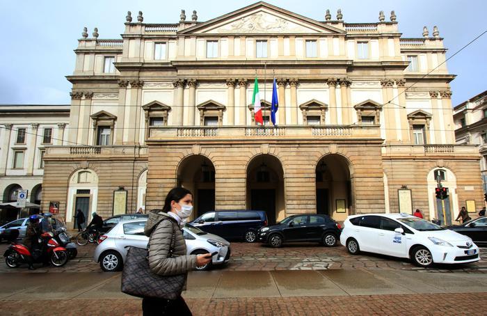 意大利米兰斯卡拉歌剧院21人确诊熏染新冠肺炎 第1张