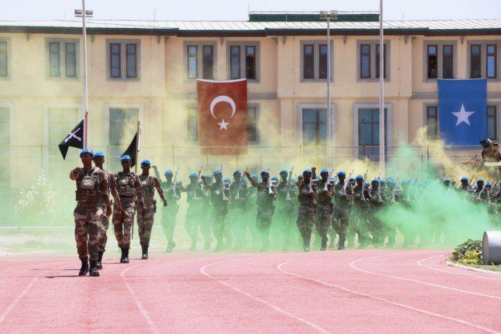 """土耳其将培训约5000名索马里政府军士兵以打击极端组织""""青年党"""""""