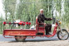 服务65%新疆棉田!极飞无人机助力中国棉走向世界