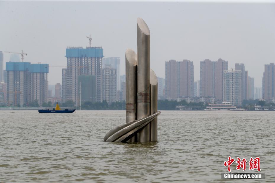 湖北武汉:长江汉口站水位已达28.49米