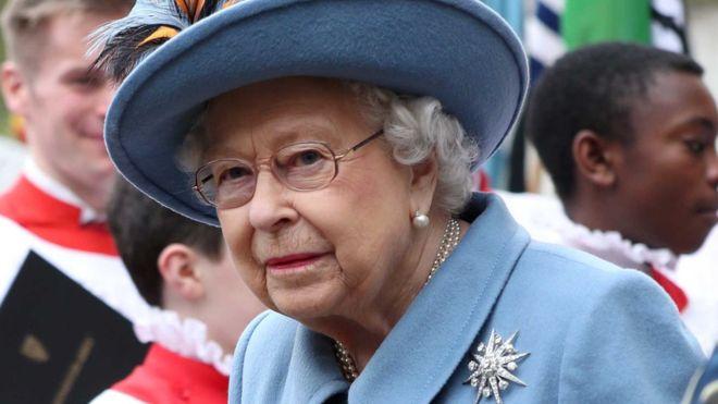 白金汉宫:英女王将于5日发表疫情相关讲话