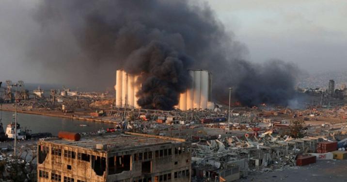 allbet gaming代理:【视频】排场惊人!黎巴嫩贝鲁特港大爆炸前后对比 第3张